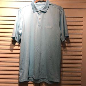 """The Breakers West Palm Beach"" golf shirt-L"